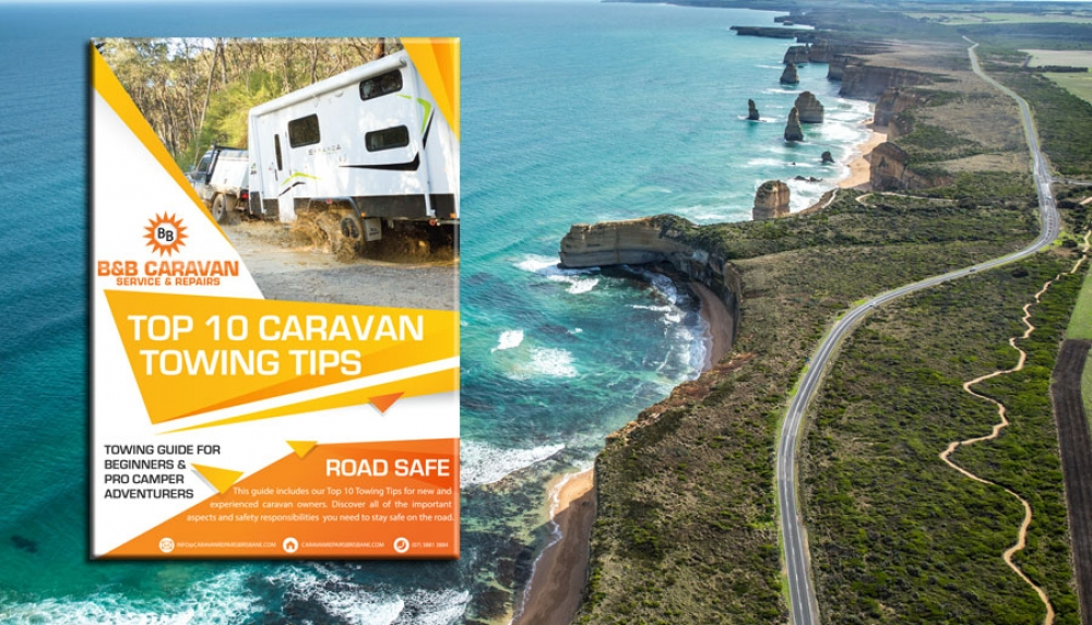 FREE GUIDE: Top 10 Caravan Towing Tips
